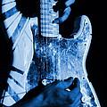 Vh #1 In Blue  by Ben Upham