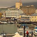 Victoria And Albert Waterfront by Lisa Byrne