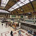 Victoria Railway Station London  by David French