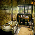 Victorian Wash Room by Adrian Evans