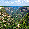View From Sun Temple In Mesa Verde National Park-colorado  by Ruth Hager