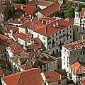 View Of Kotor Town In Montenegro by Jacek Malipan