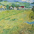 View Of Vessenots Near Auvers by Vincent van Gogh