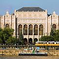 Vigado Concert Hall In Budapest by Artur Bogacki