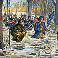 Vincennes: March, 1779 by Granger