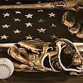 Vintage Baseball by Dan Sproul