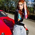 Vintage Fashion Shoot by Katrin Viil