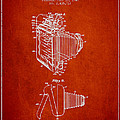 Vintage Film Camera Patent From 1948 by Aged Pixel