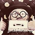 Vintage Music Woman Giving Thumb Up To Retro Songs by Jorgo Photography - Wall Art Gallery
