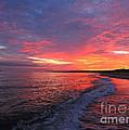 Virginia Beach Sunrise by Jeff Breiman