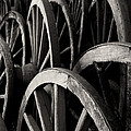 Wagon Wheels by John Nelson
