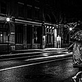 Walking In The Rain   by Bob Orsillo