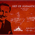 Walt Disney Patent From 1936 by Aged Pixel