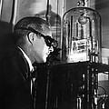 Walter Brattain, Us Physicist by Science Photo Library