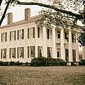 Warren Stone House In Alabama by Mountain Dreams