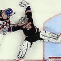 Washington Capitals V New York Islanders by Bruce Bennett