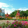 Wat Tha Sung Temple In Uthaithani-thailand by Ruth Hager