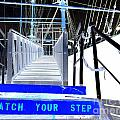 Watch Your Step by Ed Weidman