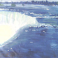 Water Falls by Alicia Lindley