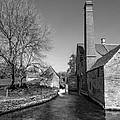 Water Mill by Roy Pedersen