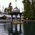 Water Tank And Premises Inside The Mattan Temple by Ashish Agarwal
