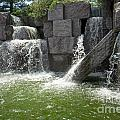 Waterfall by Carol Ailles