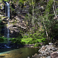 Waterfall by Darren Burton