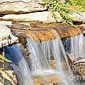 Waterfall by Stephanie Hanson
