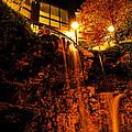 Waterfall by Wayne Kondoff