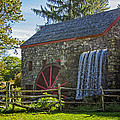 Wayside Inn Grist Mill by Donna Doherty