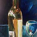 Wedding Cake Wine Night by Sherry Harradence