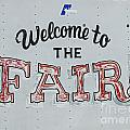 Welcome To The Fair by Jamie  Smith