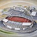 Wembley Stadium by D J Rogers