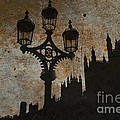 Westminster Silhouette by Matt Malloy