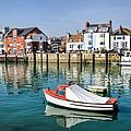 Weymouth Harbour by Susie Peek