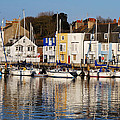 Weymouth In The Water by Wendy Wilton