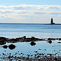 Whaleback Lighthouse by Marcia Lee Jones