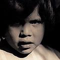 White Mountain Apache Girl Rodeo White River Arizona 1969-1984 by David Lee Guss