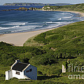 White Park Bay, Ireland by John Shaw