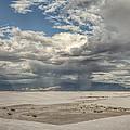 White Sands Rain by Diana Powell