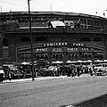 White Sox Home Comiskey Park by Retro Images Archive