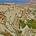 Who Lives Here In Cappadocia-turkey  by Ruth Hager