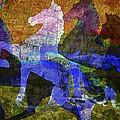 Wild Horses by Sandra Selle Rodriguez