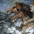 Wild Hunt by Arturas Slapsys