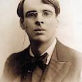 William Butler Yeats (1865-1939) by Granger