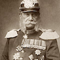 William I Of Prussia (1797-1888) by Granger