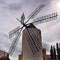 Windmill by Karol Kozlowski