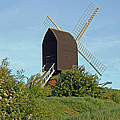 Windmill On Brill Common by Tony Murtagh