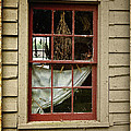 Window - Glimpse Into The Past by John Stephens