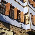 Window Shutters by Bob Phillips